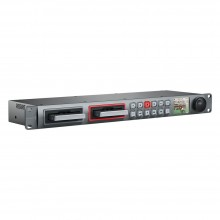Gravador de Vídeo Blackmagic HyperDeck Studio 2