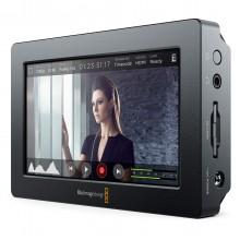 """Monitor Blackmagic Vídeo Assist Gravador HDMI/6g-SDI 5"""""""
