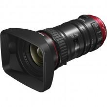 Lente Canon CN-E18-80mm T4.4 EF - COMPACT-SERVO