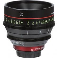 Lente Canon CN-E24mm T1.5 L F