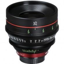 Lente Canon CN-E35mm T1.5 L F