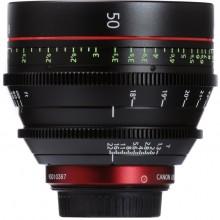 Lente Canon CN-E50mm T1.3 L F