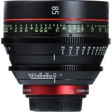Lente Canon CN-E85mm T1.3 L F