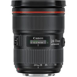 Lente Canon EF 24-70mm f / 2.8L II USM