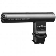 Microfone Estéreo com zoom tipo Gun Sony ECM-GZ1M