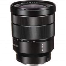 Lente Sony Vario-Tessar T* FE 16-35 mm F4 AZ OSS