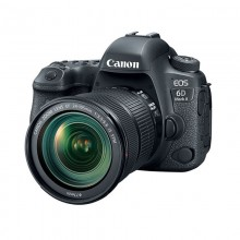 Câmera Canon EOS 6D Mark II + Lente EF 24-105mm f/3.5-5.6 IS STM