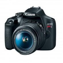 Câmera Canon EOS Rebel T7 Kit EF-S 18-55mm IS II
