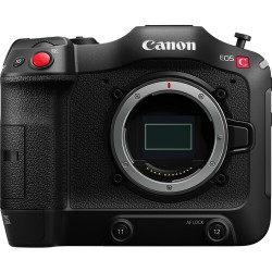 Câmera de cinema Canon EOS C70