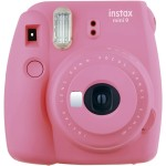 Câmera Instantânea Fuji Instax Mini 9 Rosa Fuji Film