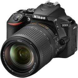 Câmera Nikon D5600 DSLR