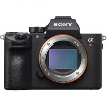 Câmera Digital Sony Alpha 7RIII (corpo) - A7R3