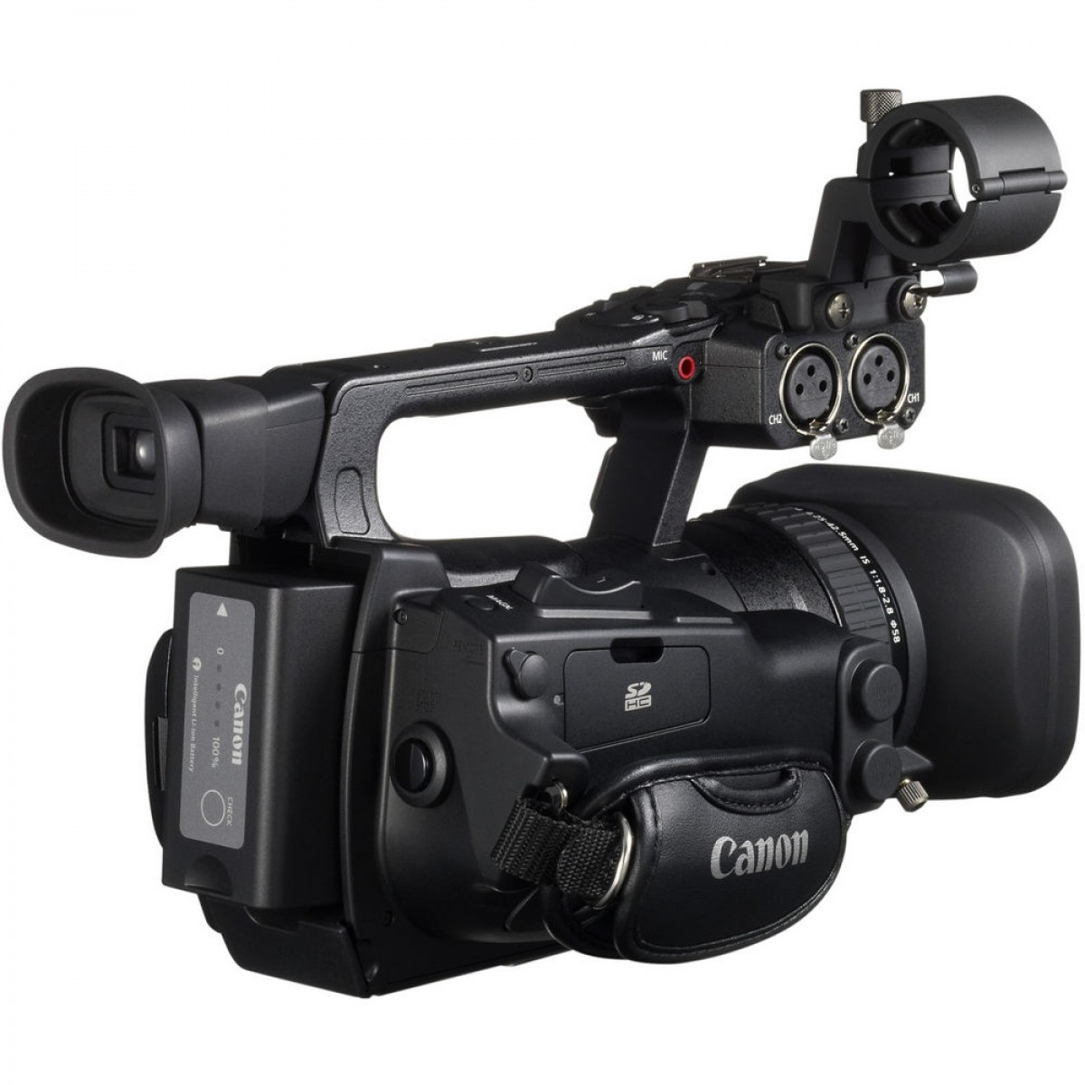 Canon Profissional Video XF105 - photo#50