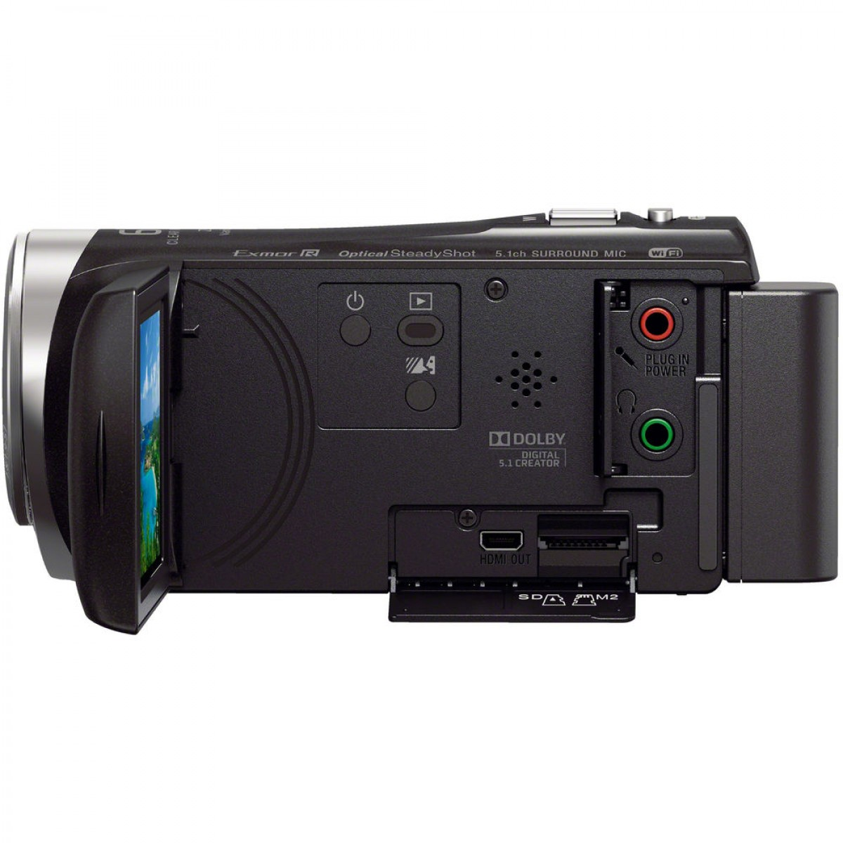 how to download from a sony handicam hdr-pj230e