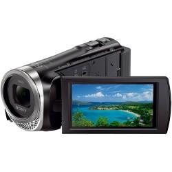 Filmadora Handycam Full HD Sony HDR-CX455 com memória interna de 8 GB