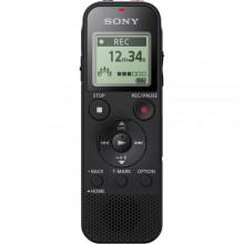 Gravador de voz digital Sony ICD-PX470 com USB