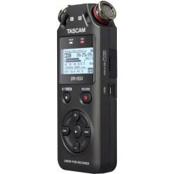 Gravador de áudio TASCAM DR-05X