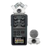 Gravador de Voz Zoom H6 Handy Recorder (KIT)