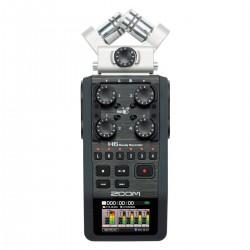 Gravador de Voz Zoom H6 Handy Recorder