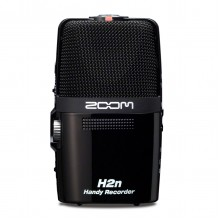 Gravador de Voz Zoom H2N Handy Recorder