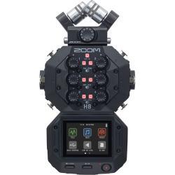 Gravador portátil prático Zoom H8