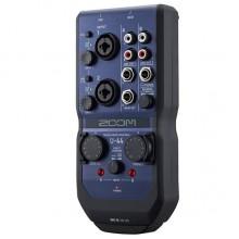 Interface de Áudio Zoom U-44 Handy