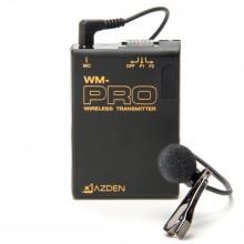 Microfone de Lapela Azden WDL-PRO