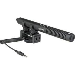 Microfone estéreo Azden SMX-10